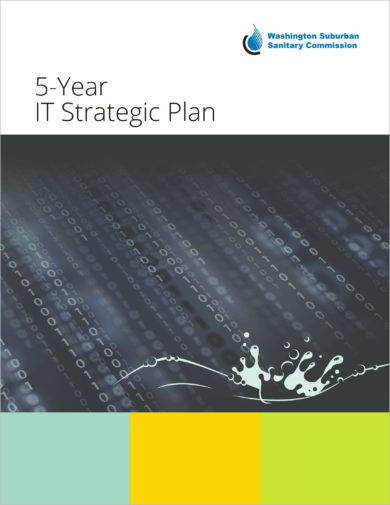 five year it strategic plan example