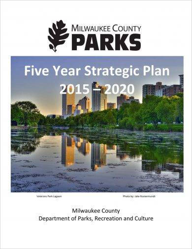five year strategic plan example