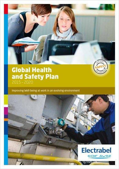 global health and safety plan with strategies and action plan example