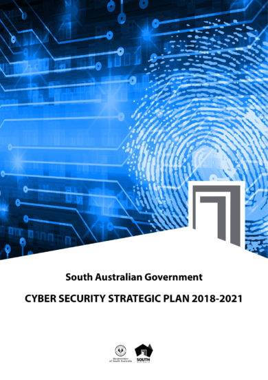 Government Cyber Security Strategic Plan Example