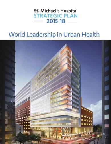hospital strategic plan example
