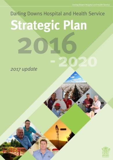 hospital and health service strategic plan example