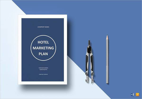 hotel marketing plan example