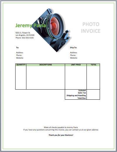 jeremy pavia photo invoice1