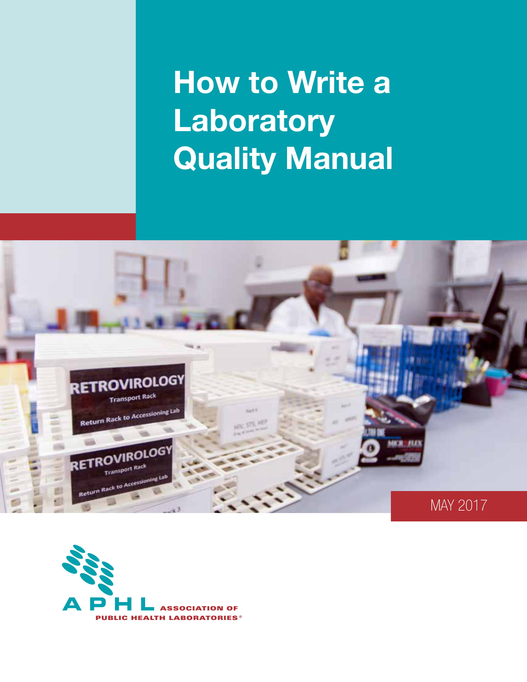 laboratory quality assurance plan and manual example 01