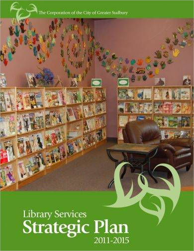 library services strategic plan example
