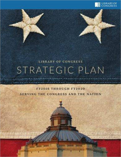 library of congress strategic plan example
