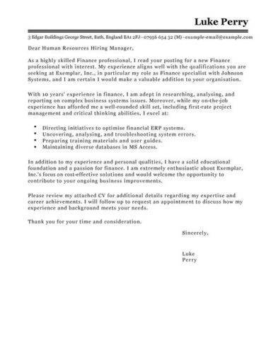 luke perry sample cover letter2