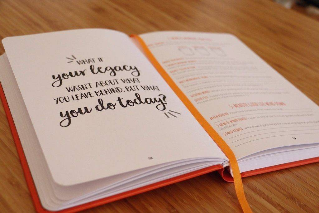 making your legacy journal notebook 1024x683