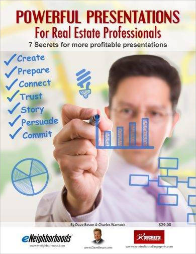 marketing plan powerful presentations for real estate professionals example
