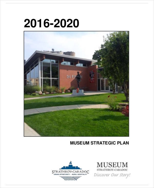 museum strategic plan1