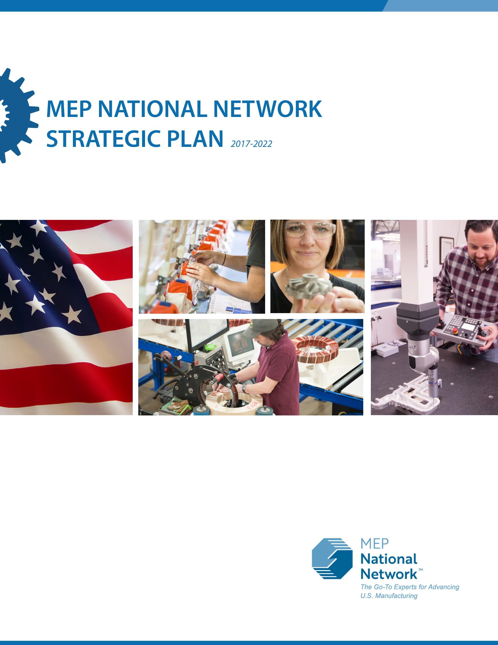 national network strategic plan example