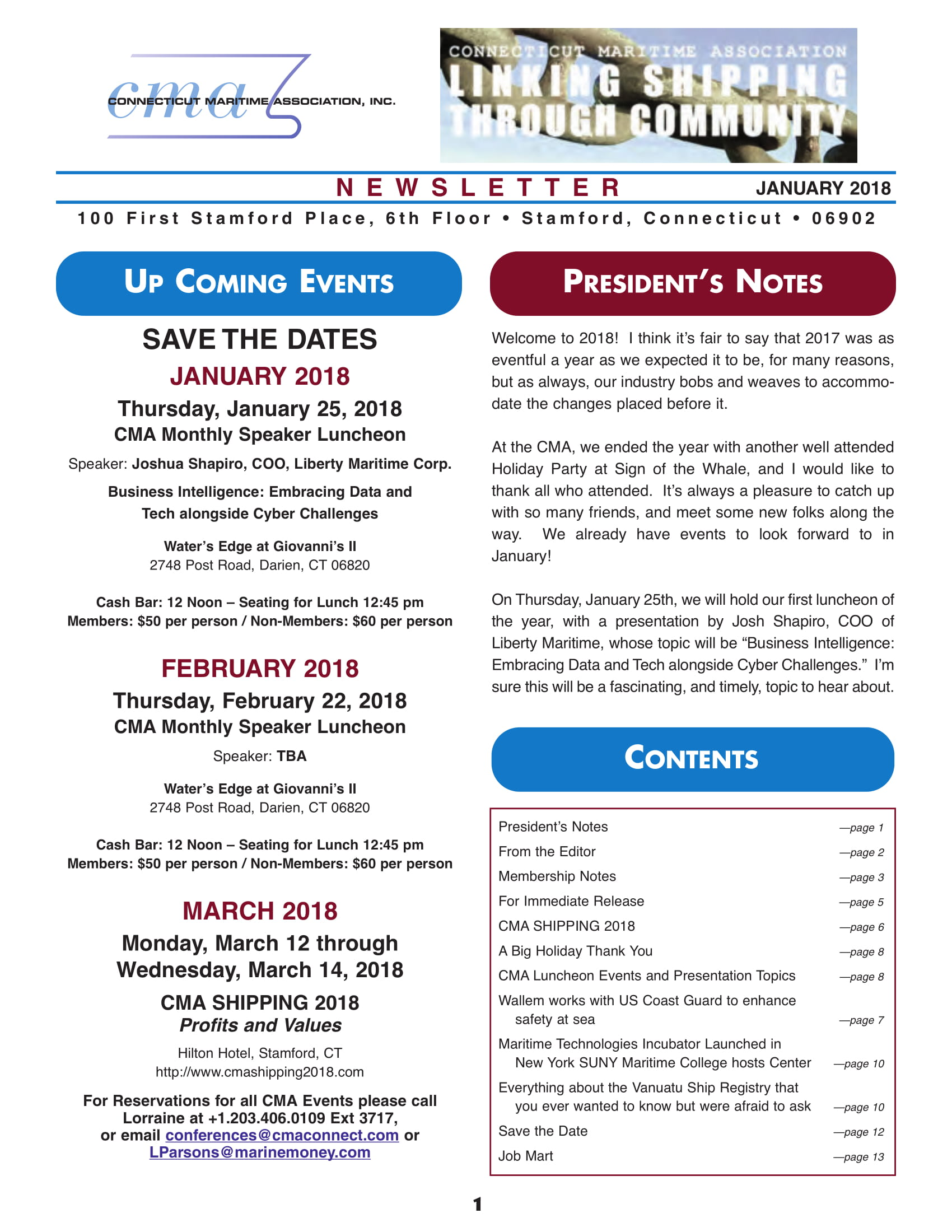 newsletter save the date email example