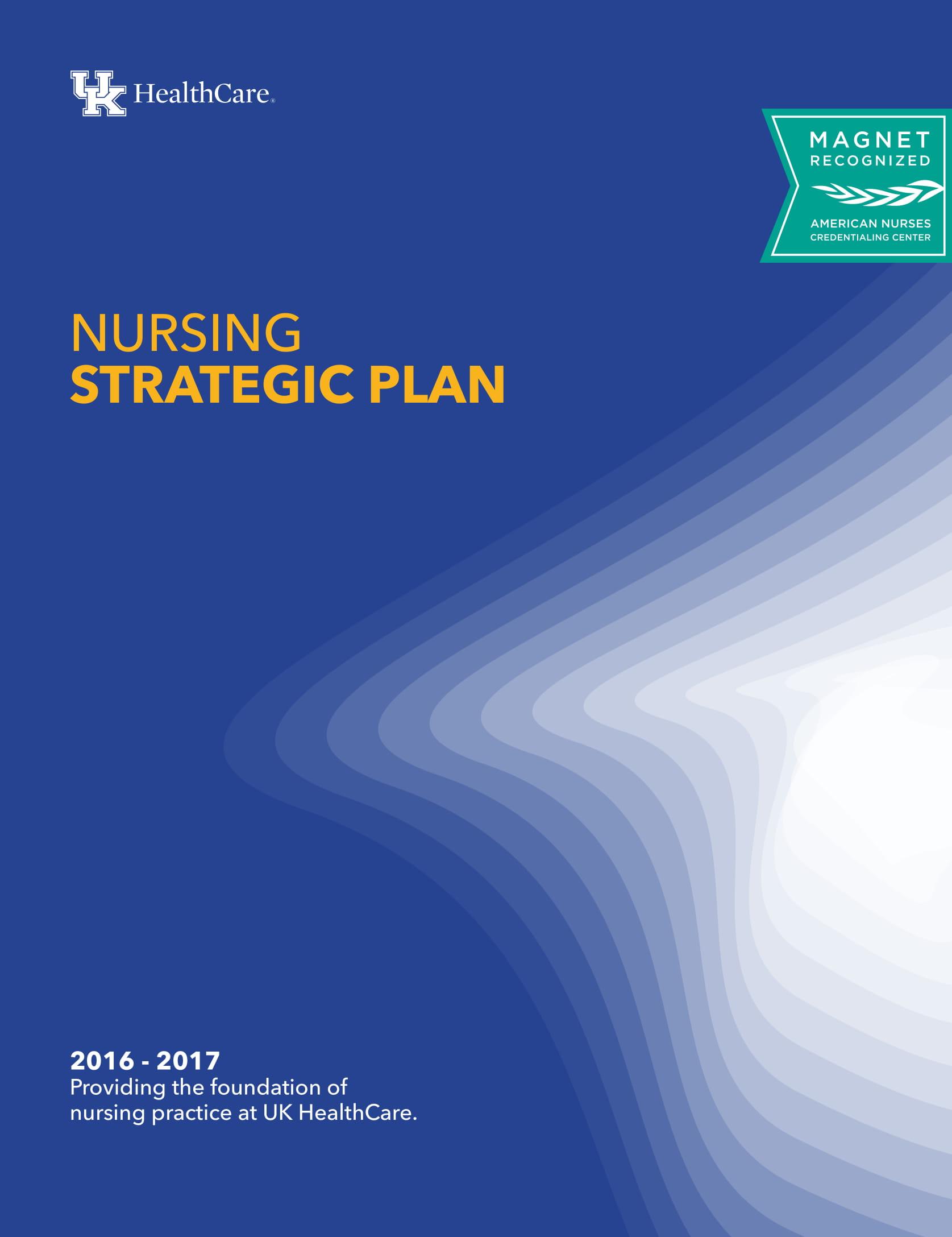 nursing strategic plan example 01