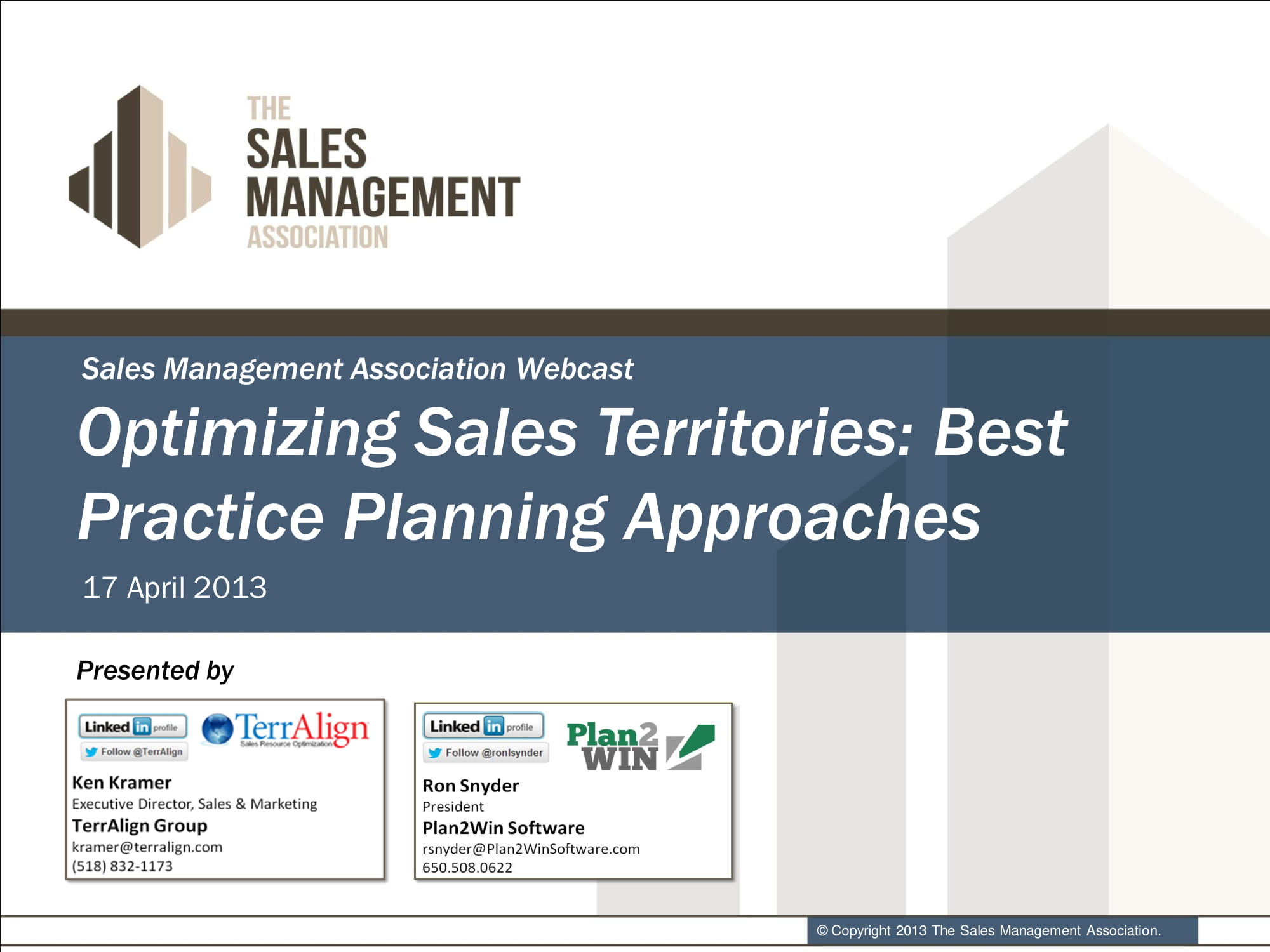 optimizing sales territories best practice planning approach example 011