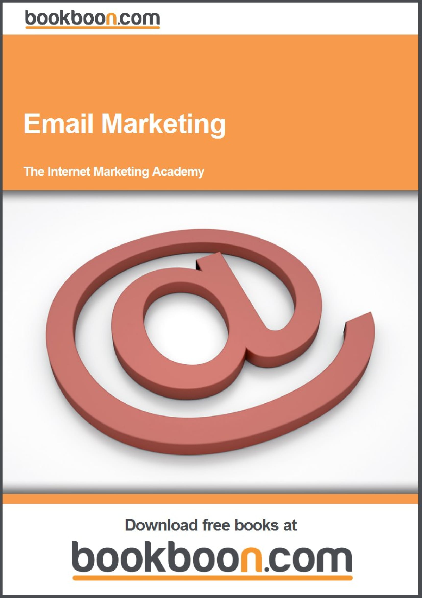 planning of email marketing example 01
