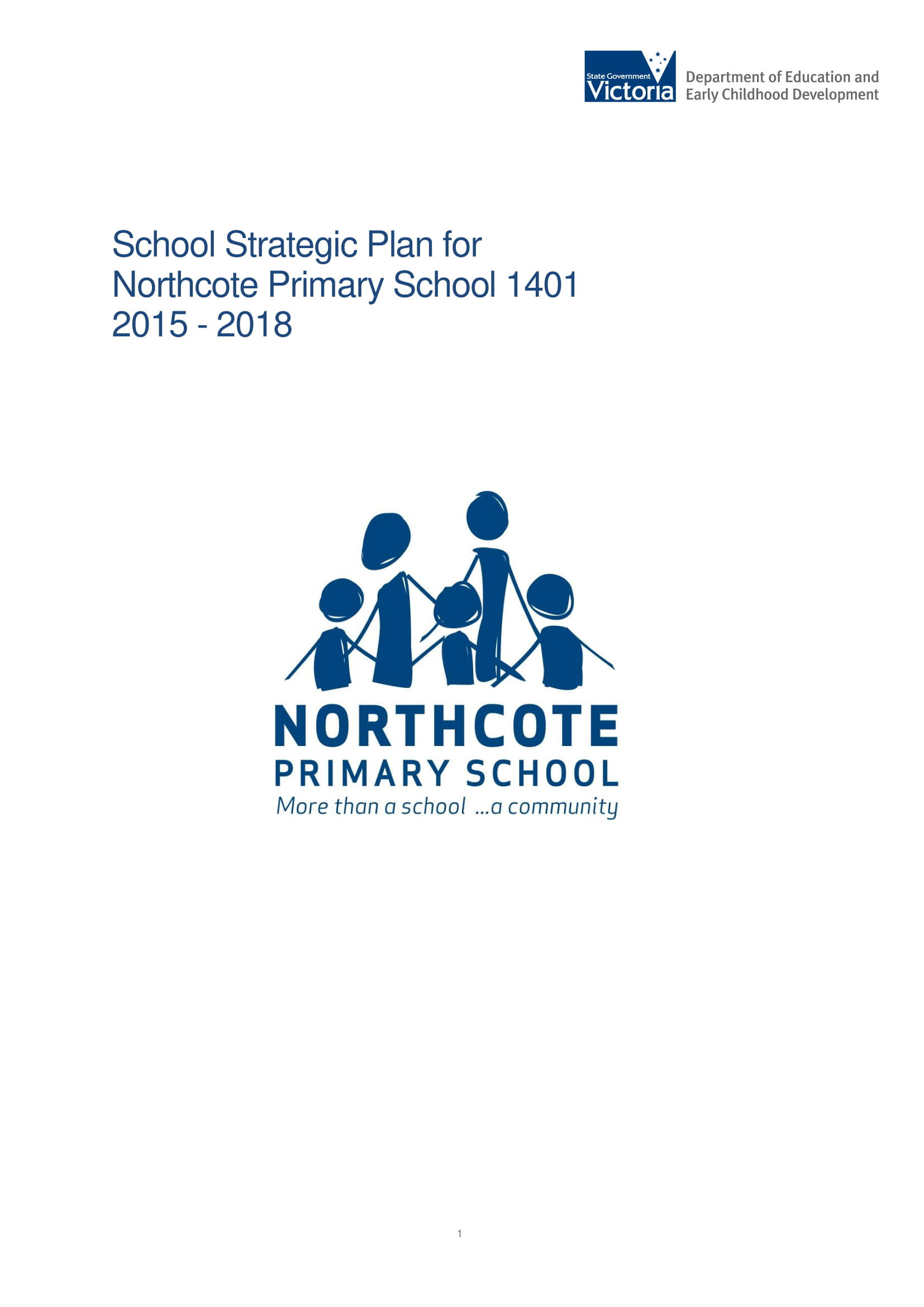 primary school strategic plan example 01
