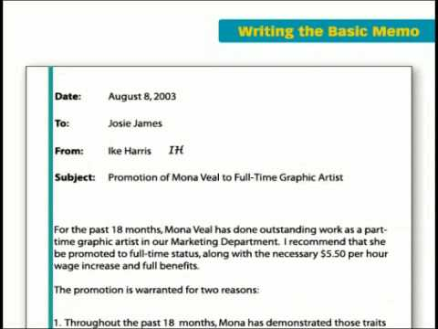 promoton of mona veal to full time graphic artist memo example