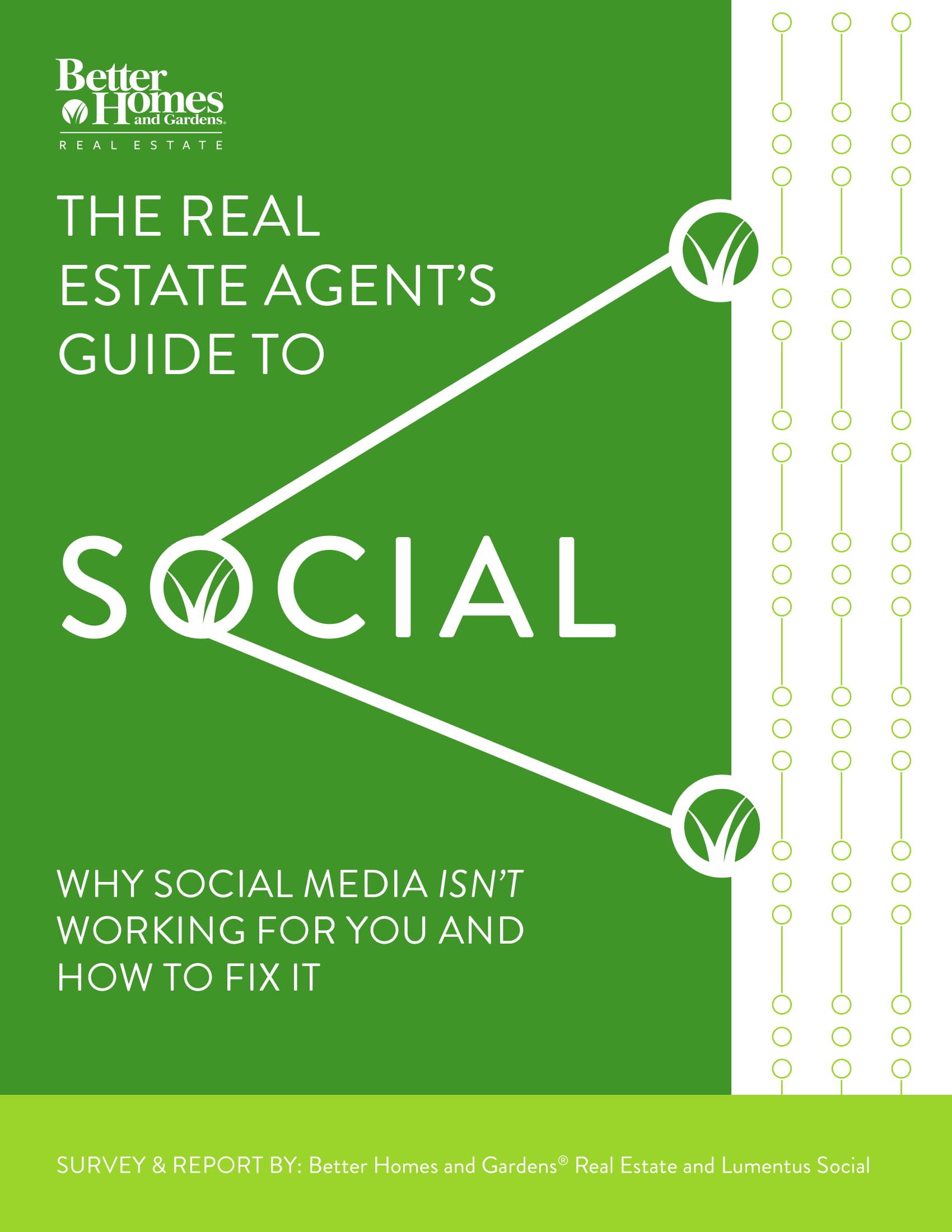 real estate agent social media marketing plan example 01