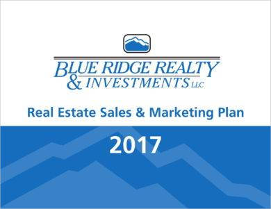 real estate sales and marketing development plan example