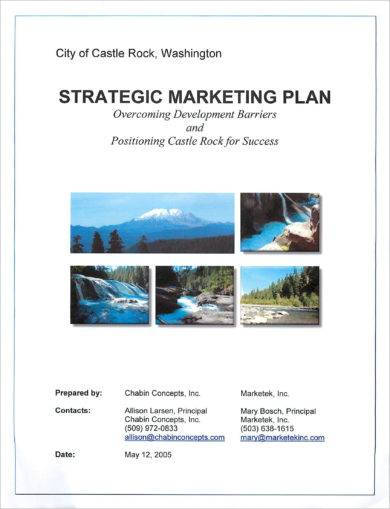 real estate strategic marketing plan to development barriers and attain success