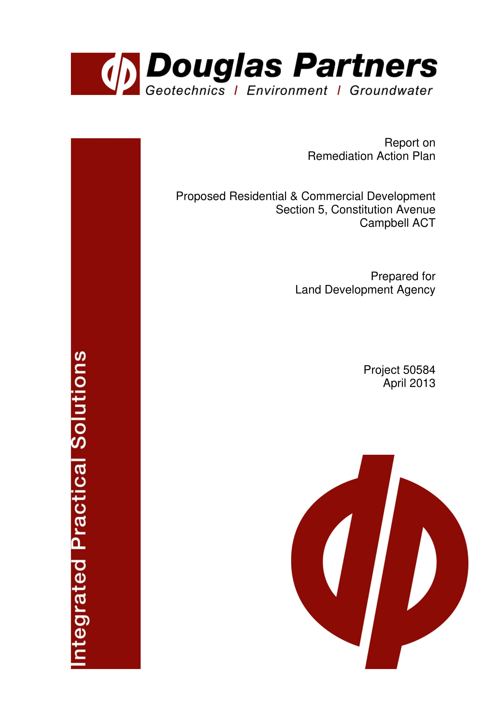 report on remedial action plan example 01