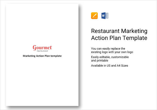 restaurant marketing action plan example1
