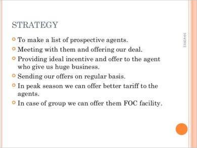 sales plan strategy1