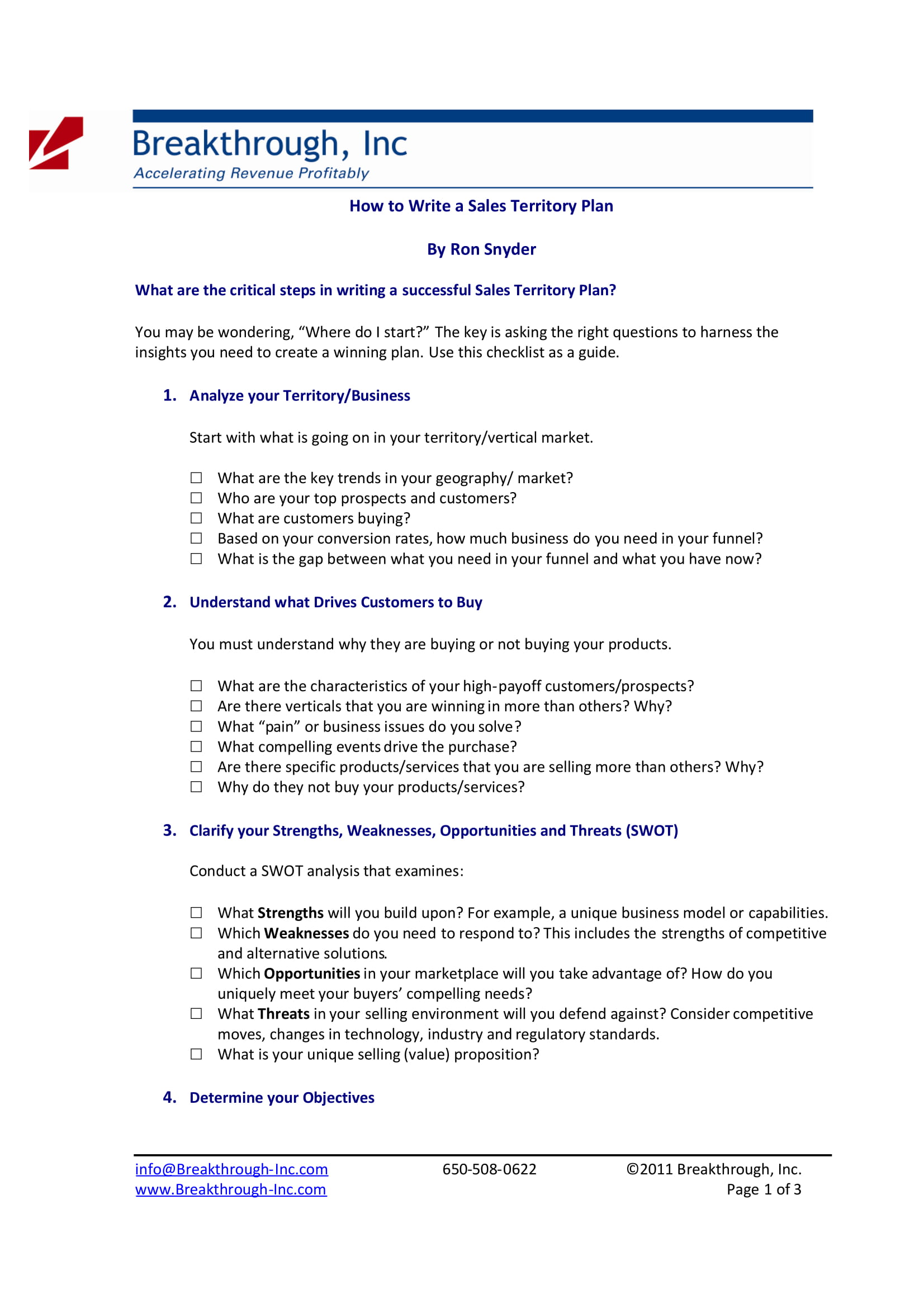 Sales-Territory-Plan-Example-1 Sample Business Letter Template Word on company introduction, for kids, employment termination, scholarship recommendation, donation request, employee termination, professional cover, university petition, pdf collection, formal business, insurance cancellation,