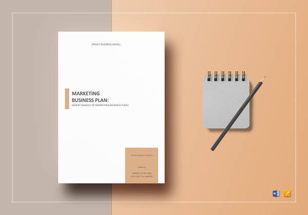 sample marketing business plan example1