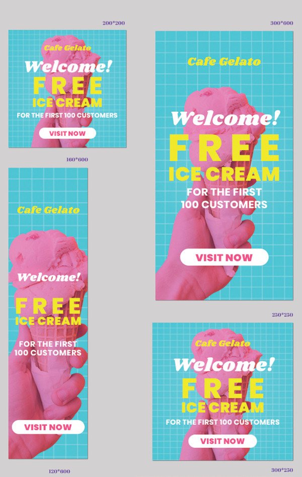 sample welcome banner1