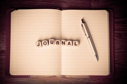 scrabble pen journaling