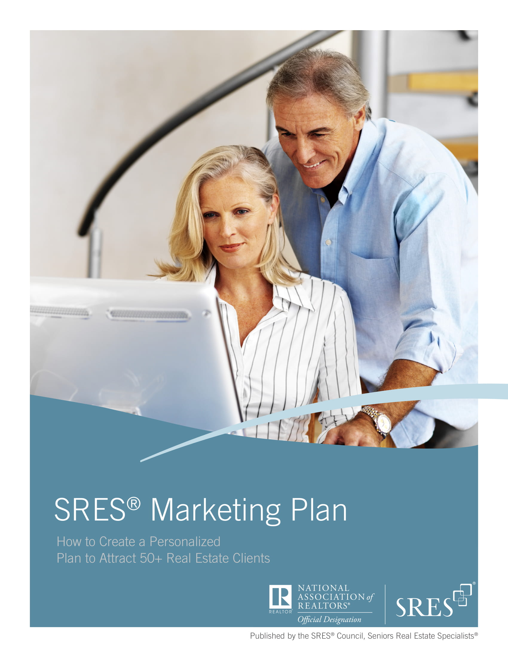 senior real estate specialist marketing plan example 01