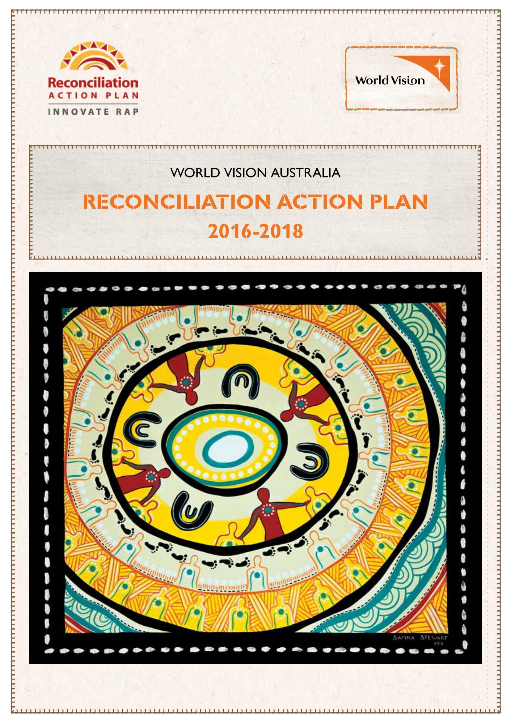 simple reconciliation action plan example 01