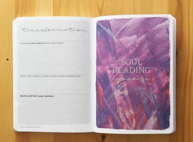 soul reading book journal1