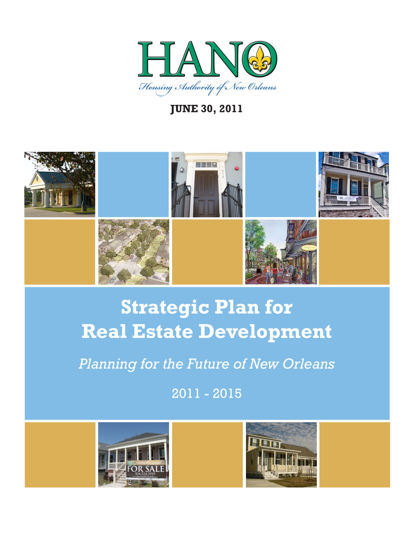 strategic plan for real estate development example 01