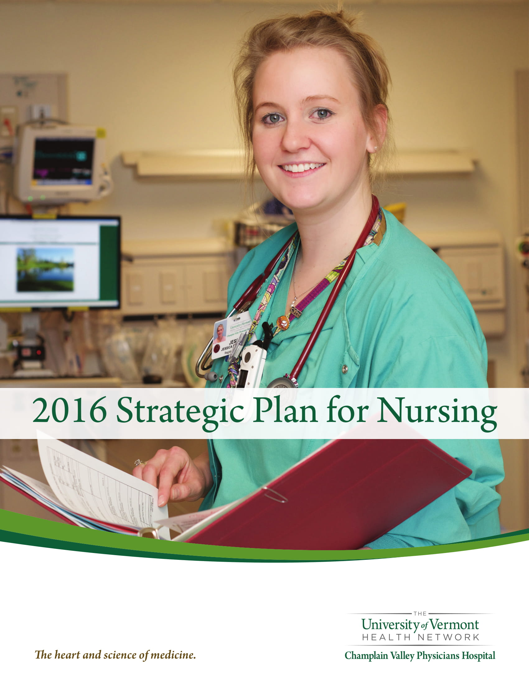 strategic plan for nursing example 01