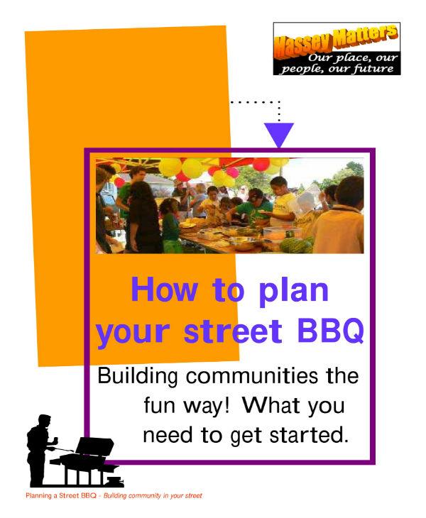 street bbq business plan sample