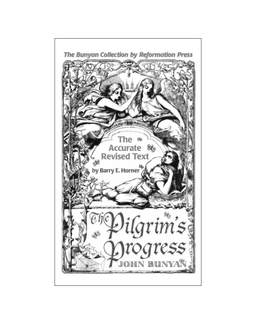 the pilgrim's progress allegory example