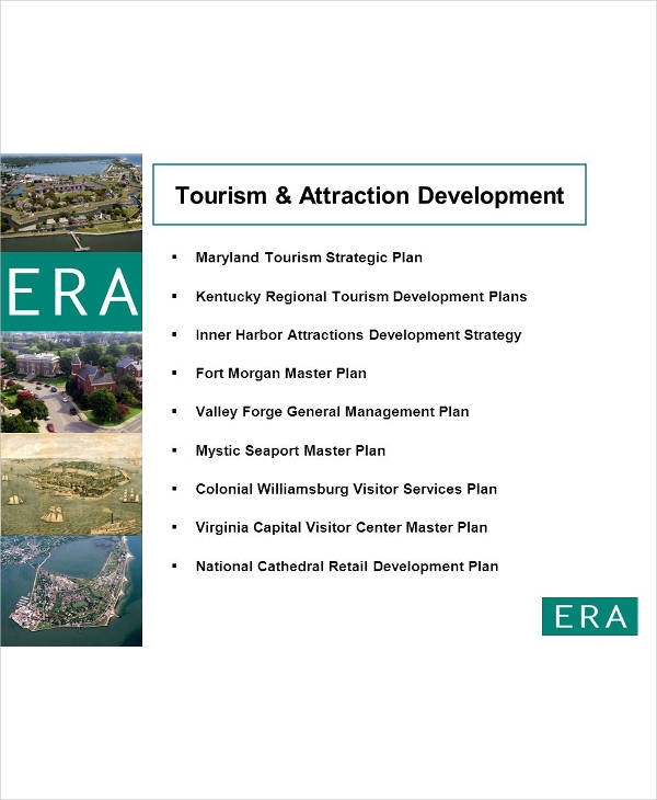 tourism and attraction developmental plan1