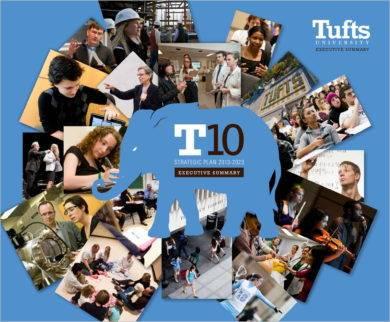 tufts brief strategic plan example1