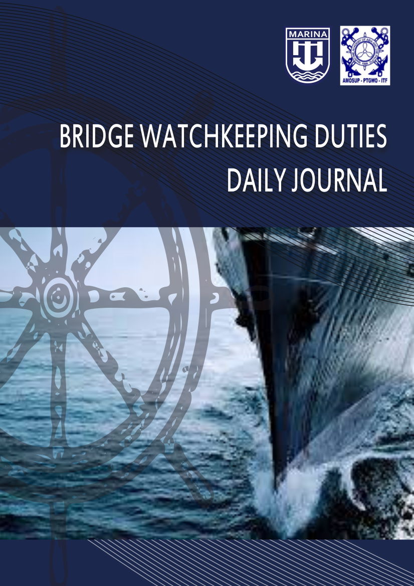 watchkeeping duties daily journal example