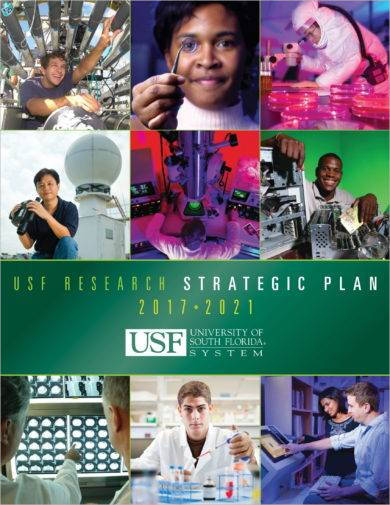 well organized research strategic plan example1