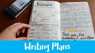 writing plans1
