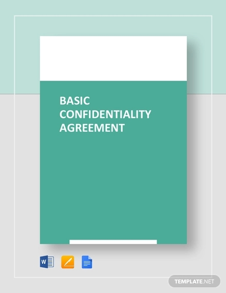 basic confidentiality