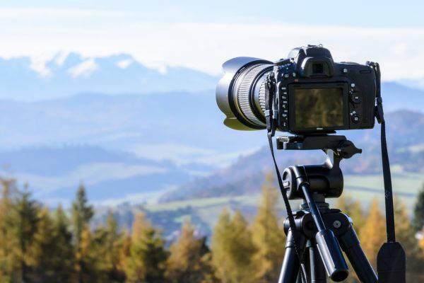 camera dslr landscape