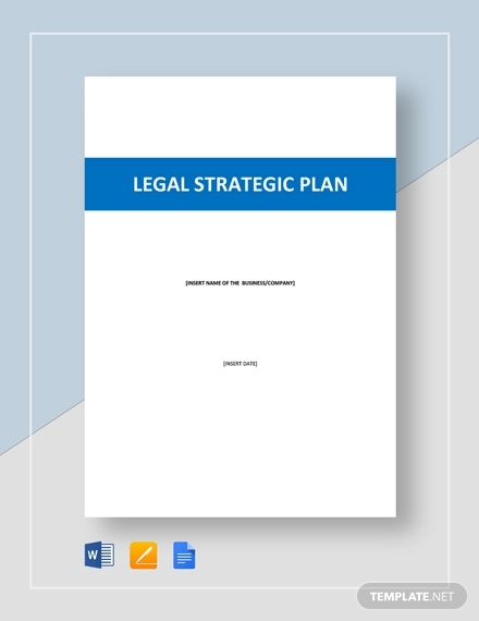 legal strategic