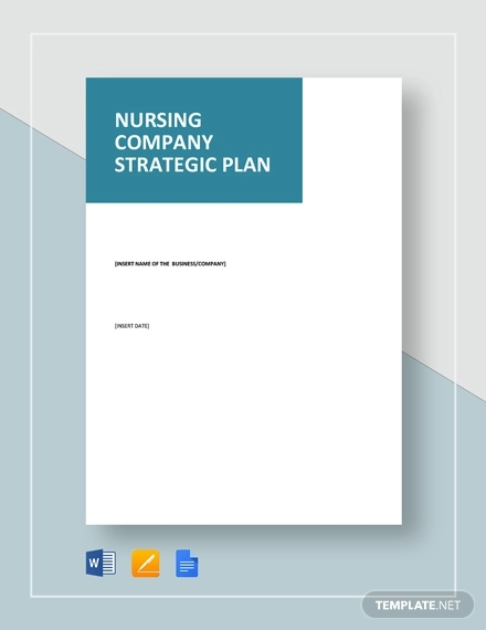 nursing company strategic