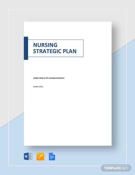nursing strategic