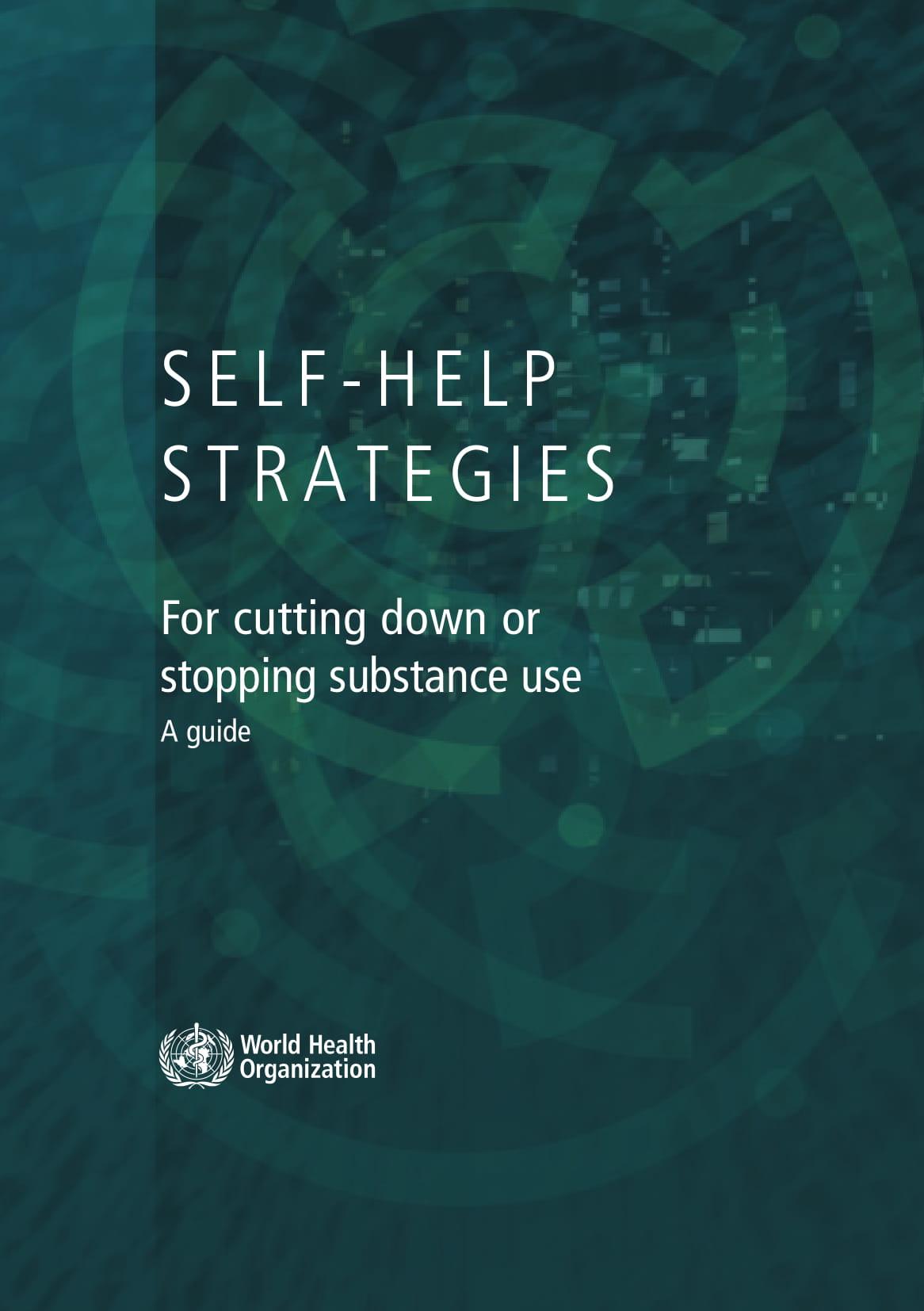self help strategies